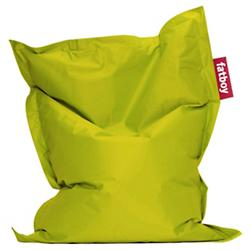 Fatboy Junior Bean Bag (Lime Green) - OPEN BOX RETURN