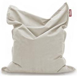 Fatboy Original Stonewashed Bean Bag (Silver) - OPEN BOX
