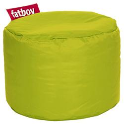 Fatboy Point Ottoman (Lime Green) - OPEN BOX RETURN