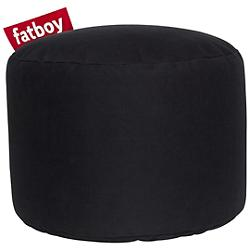 Fatboy Point Stonewashed Ottoman (Black) - OPEN BOX RETURN
