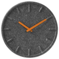 Felt Wall Clock