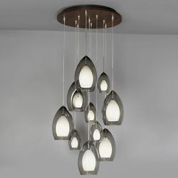 Fire Multi-Light Pendant