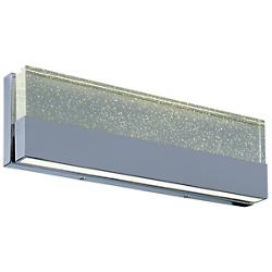 Fizz III Clear LED Bath Bar