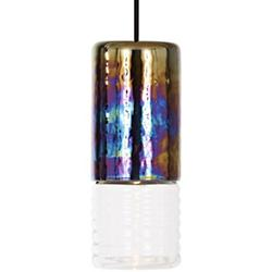 Flask Oil Long Pendant
