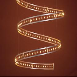 Flight Spiral Track