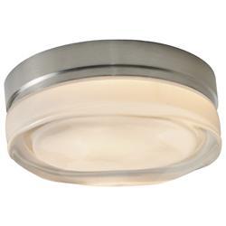 Fluid Round Small Flushmount