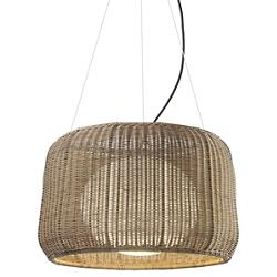 Fora Indoor/Outdoor Pendant (Brown/Large) - OPEN BOX RETURN