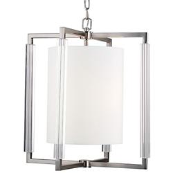Fording Chandelier (Brushed Steel/Large) - OPEN BOX RETURN