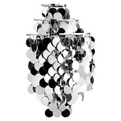 Fun Metal Wall Sconce