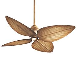Gauguin Outdoor Ceiling Fan (Bahama Beige) - OPEN BOX RETURN