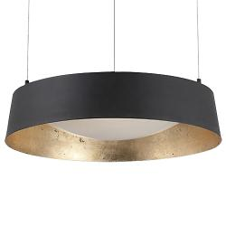 Gilt LED Pendant