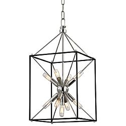 Glendale Pendant (Polished Nickel/Small) - OPEN BOX RETURN