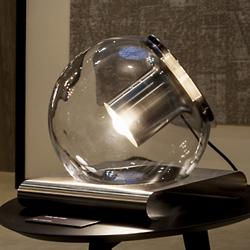 Globe Table Lamp