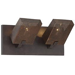 Gold Rush 2-Light Wall Sconce