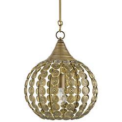 Goldrush Pendant