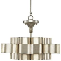 Grand Lotus Semi Flushmount/Pendant