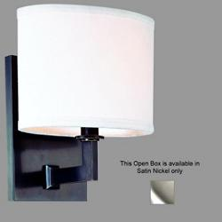 Grayson Wall Sconce (Satin Nickel) - OPEN BOX RETURN