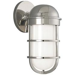 Groton Wall Sconce (Polished Nickel) - OPEN BOX RETURN
