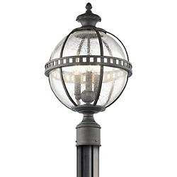 Halleron Outdoor Post Lantern