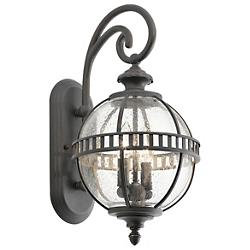 Halleron Outdoor Wall Sconce