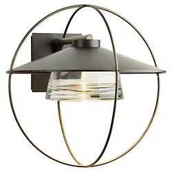 Halo Coastal Outdoor Wall Sconce