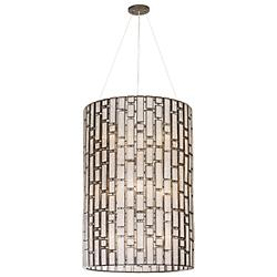 Harlowe Foyer Drum Pendant