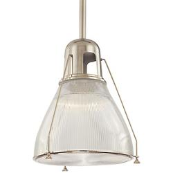 Haverhill Pendant (Satin Nickel/Large) - OPEN BOX RETURN