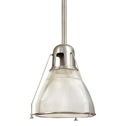 Haverhill Pendant (Satin Nickel/Medium) - OPEN BOX RETURN