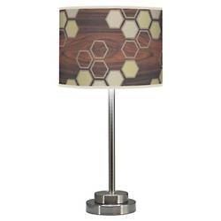Hex Table Lamp