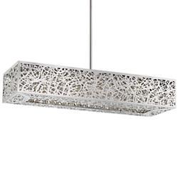 Hidden Gems LED Linear Pendant