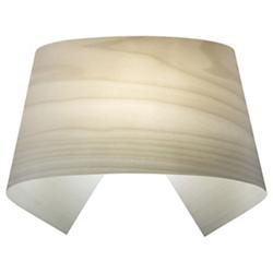 High-Collar LED Wall Sconce