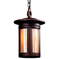 Highland Park Outdoor Fluorescent Pendant