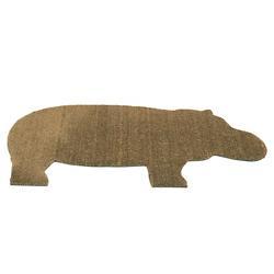 Hippo Door Mat