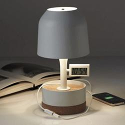 Hodge Podge Alarm Table Lamp