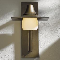 Hood Outdoor Wall Sconce 306565