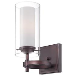 Hula Wall Sconce (Merlot Bronze) - OPEN BOX RETURN