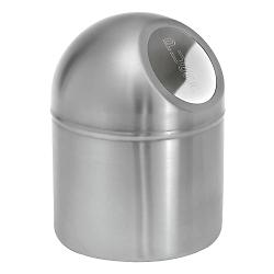 INTRO Pushboy Trash Can (Stainless Steel) - OPEN BOX RETURN