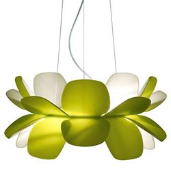 Infiore Pendant Lamp (Green/Halogen) - OPEN BOX RETURN