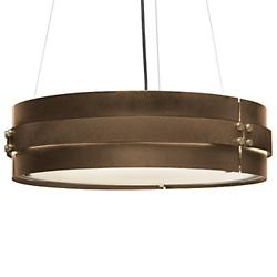 Invicta 16354 48-Inch LED Drum Pendant
