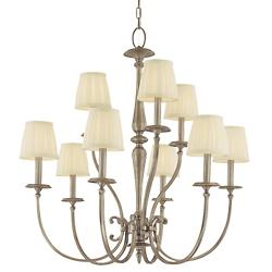 Jefferson 2-Tier Chandelier