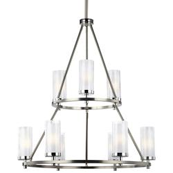Jonah 2-Tier Chandelier