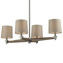 Jorgenson Chandelier (4 Lights) - OPEN BOX RETURN