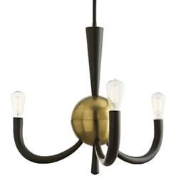 Juno Chandelier (Bronze) - OPEN BOX RETURN