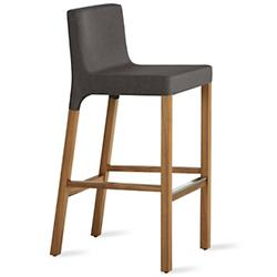 Knicker Barstool (Gunmetal) - OPEN BOX RETURN