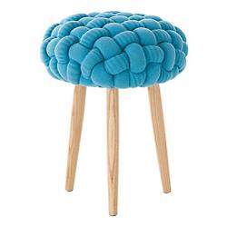 Knitted Stool - Knot