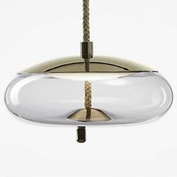 Knot Disco LED Pendant