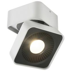 LED Directional Flushmount Fixture (Square) - OPEN BOX