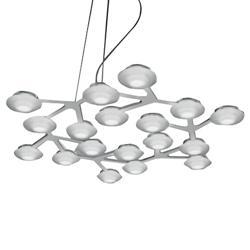 LED Net Circle Suspension