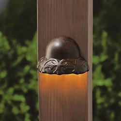 LED Vintage Park Deck Light