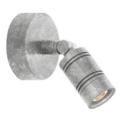 LS Series LED Bullet Head Monopoint Indoor/Outdoor Wall Sconce